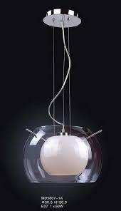 Klosze lamp wiszących