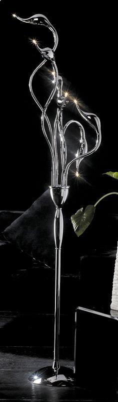 lampa dziełem sztuki