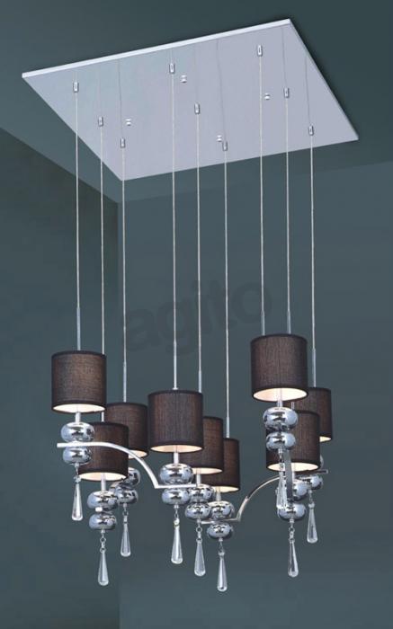 lampy metalowe