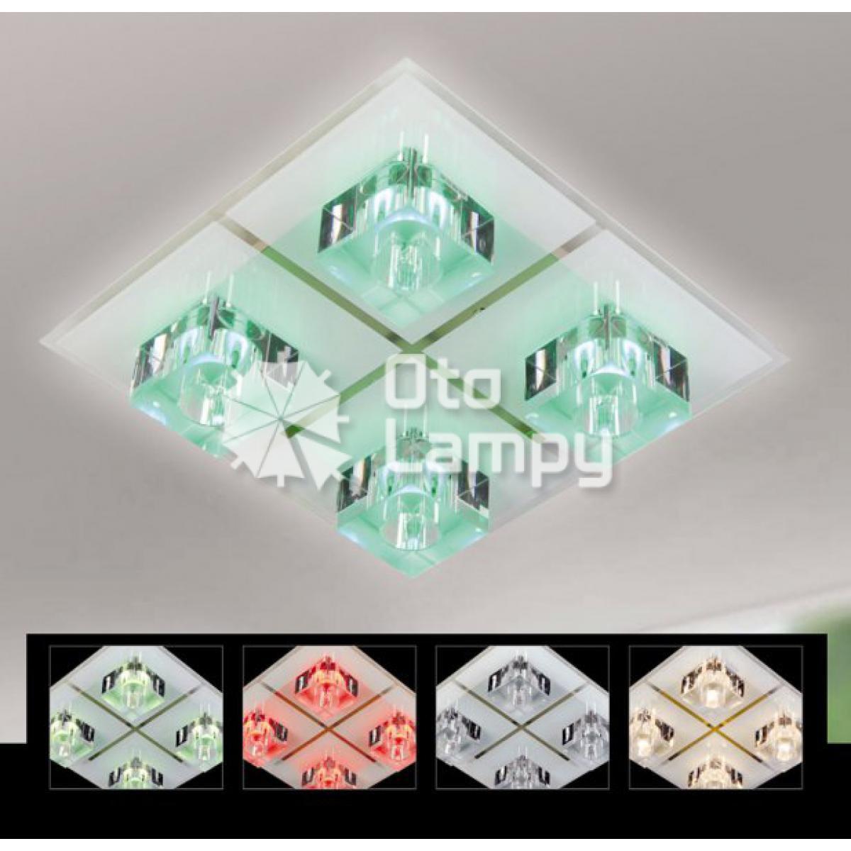 LED RGB, plafony RGB, plafony SONIC LED RGB, Italux
